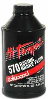 Wilwood Engineering - Wilwood 570 Temp Brake Fluid - 12 oz.