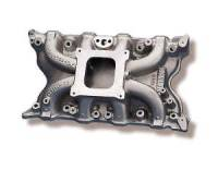 Intake Manifolds - Intake Manifolds - Ford Boss 302 / 351C / 351M / 400 - Weiand - Weiand Stealth Intake Manifold - Weiand Stealth Intake Manifold Ford 351C V-8 (Including Boss) 2V Heads