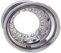 """Weld Wide 5 XL Aluminum Beadlock Wheel - 15"""" x 12"""" - 5"""" Back Spacing"""