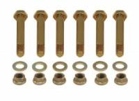 "Hardware and Fasteners - Tilton Engineering - Tilton Clutch to Flywheel Bolt Kit - For 2 Disc 7.25"" Metallic Flywheels w/ Through Holes"