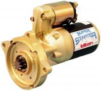 """Ignition & Electrical System - Tilton Engineering - Tilton Severe Duty Super Starter - SB Ford/Fe/Bb/2.0 & 2.3L - 1967-Up Standard & Automatic Transmission (.640"""" Offset)"""
