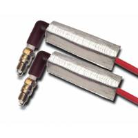 "Ignition & Electrical System - Thermo-Tec - Thermo-Tec Spark Plug Wire Shield - 6"" x 2 1/2"" (2 Pieces)"