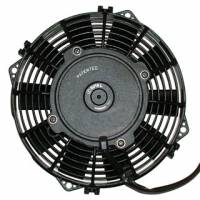 "Electric Fans - SPAL Electric Fans  - SPAL Advanced Technologies - SPAL 10"" Pusher Fan Straight Blade - 650 CFM"