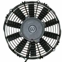 "Electric Fans - SPAL Electric Fans  - SPAL Advanced Technologies - SPAL 12"" Pusher Fan Straight Blade - 1230 CFM"