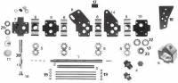 Oil Pump Components - Oil Pump Gears - Stock Car Products - Stock Car Products Dry Sump Pump Replacement Drive Gear - 1.200
