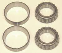 "Ring and Pinion Install Kits and Bearings - Carrier Bearings and Races - Ratech - Ratech Carrier Bearing Set - Ford 9"", 2.891"", LM 501349"
