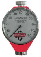Sprint Car & Open Wheel - QuickCar Racing Products - QuickCar Deluxe Tire Durometer w/ Case