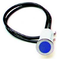 "Interior Lighting - Indicator Lights - Painless Performance Products - Painless Performance 1/2"" Blue Light"
