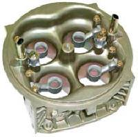 Carburetor Service Parts - Main Bodies - Proform Performance Parts - Proform Holley Double Pumper Carburetor Main Body