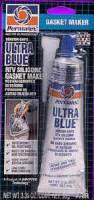 Engine Components - Permatex - Permatex® Ultra Blue® No Leak RTV Silicone Gasket Maker - 3.35 oz. Tube