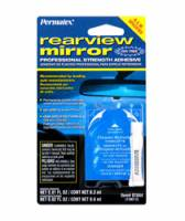 Adhesives - Rear View Mirror Adhesive - Permatex - Permatex® Rearview Mirror Adhesive - 2 Part Kit