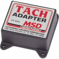 Ignition Parts & Accessories - Tach Adapters - MSD - MSD Magnetic Pickup Tach Adapter