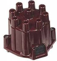 Distributors Parts & Accessories - Distributor Caps - MSD - MSD Chevy V8 Standard Socket Style Distributor Cap