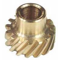"Distributors Parts & Accessories - Distributor Gears - MSD - MSD Bronze Distributor Gear - Ford 351W, .530"" I.D."