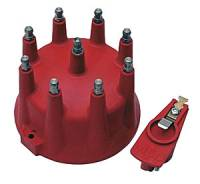 Magneto Parts & Accessories - Magneto Cap & Rotor - MSD - MSD Pro Mag LT Small Cap & Rotor Set