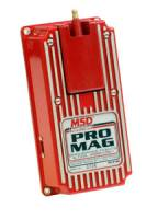 Sprint Car & Open Wheel - MSD - MSD Pro Mag Electronic Points Box - For Longer Duration Events (Over 50 Laps)