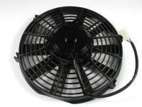 "Electric Fans - Mr. Gasket Electric Fans - Mr. Gasket - Mr. Gasket High Performance Reversible Electric Cooling Fan - 12"" Diameter , 1400 CFM , 2300 RPM , 10.2 Amp Draw"