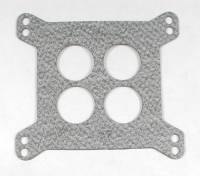 "Mr. Gasket - Mr. Gasket Carburetor Base Gasket - 4 Hole - Fits Holley 4 BBL 1-11/16"" Bore"