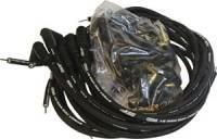 Spark Plug Wires - MSD Street Fire Spark Plug Wire Sets - MSD - MSD Street-Fire Wire Set - V8 90 Boots, Socket, HEI Cap, Universal
