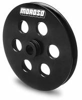 Power Steering Pulleys - V-Belt Power Steering Pulleys - Moroso Performance Products - Moroso Power Steering Pulley - Fits Late Model GM Pumps