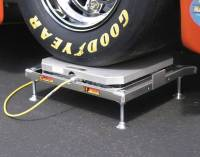 """Scale Systems and Components - Scale Pad Levelers and Roll-Offs - Longacre Racing Products - Longacre Individual Scale Pad Levelers - 15"""" Pads (set of 4)"""