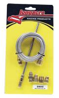 "Drivetrain - Longacre Racing Products - Longacre Hydraulic Clutch Line Kit - 36"" for Suspended Pedals"