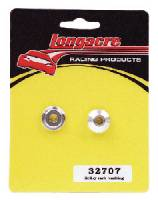Fuel System - Longacre Racing Products - Longacre Holley Carb Bushings Aluminum (2 Pack)