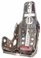 "Circle Track Seats - Standard - Kirkey 58 Series Lightweight Seats - Kirkey Racing Fabrication - Kirkey 58 Series Lightweight Layback Seat - 14"" - (Cover Sold Separately)"