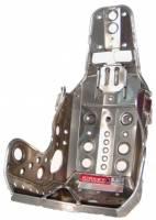 "Circle Track Seats - Standard - Kirkey 58 Series Lightweight Seats - Kirkey Racing Fabrication - Kirkey 58 Series Lightweight Layback Seat - 17"" - (Cover Sold Separately)"