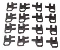 "Pushrod Guide Plates - Pushrod Guide Plates - SB Chevy - Isky Cams - Isky Cams Adjustable Guide Plates - SB Chevy - Use w/ 3/8"" Diameter Push Rods - Set of 8"