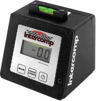 Caster Camber Tools - Caster Camber Gauges - Intercomp - Intercomp Digital Caster Camber Gauge w/ Backlight