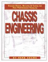 Books, Video & Software - Chassis & Suspension Books - HP Books - Chassis Engineering - By Herb Adams - HP1055