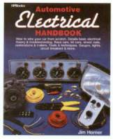 HP Books - Automotive Electrical Handbook - By Jim Horner - HP387