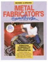 Books, Video & Software - Fabrication Books - HP Books - Metal Fabricators Handbook - By Ron Fournier - HP709