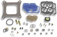 Carburetor Service Parts - Rebuild Kits - Holley Performance Products - Holley Carburetor Fast Kit - Model Number 4150 700 CFM.