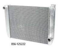 "Griffin Radiators - Griffin Chevy Style Radiators - Griffin Thermal Products - Griffin Pro Series Aluminum Radiator - 19"" x 26"" x 3"" Radiator - Chevy"