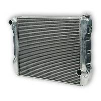 "Cooling & Heating - Griffin Thermal Products - Griffin HP Series Aluminum Radiator - 26"" x 19"" x 3"" - Chevy"