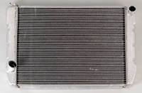 "Cooling & Heating - Griffin Thermal Products - Griffin HP Series Aluminum Radiator - 27.5"" x 19"" x 3"" - Ford"