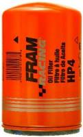 Engine Components - Fram Filters - Fram HP4 High Performance Oil Filter - Fits SB Chevy (Long)