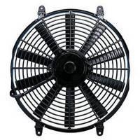 """Electric Fans - Flex-a-Lite Electric Fans - Flex-A-Lite - Flex-A-Lite 16"""" Trimline Reversible Electric Fan - 2000 CFM - Amp Draw: 11"""