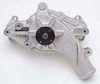 """Cooling & Heating - Edelbrock - Edelbrock Victor Aluminum Water Pump - Ford FE 1965-76 352, 428 - 5/8"""" Pilot Shaft - Polished"""