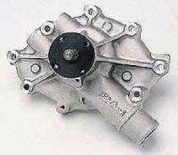 "Water Pumps - Small Block Ford Water Pumps - Edelbrock - Edelbrock Victor Aluminum Water Pump - 5.0L Ford - 5/8"" Pilot Shaft"
