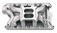 Intake Manifolds - Intake Manifolds - Small Block Ford - Edelbrock - Edelbrock Performer RPM Air-Gap Intake Manifold - RPM Air-Gap Ford 351-W