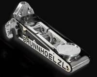 Chassis - Pit Jacks - Brunnhoelzl Racing - Brunnhoelzl 3 Pump Pro Series Jack - Black