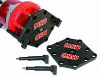 Distributors Parts & Accessories - Retainers - MSD - MSD Distributor Cap Retainer - For Band Clamp Mount Pro Mags and The Cap-A-Dapt