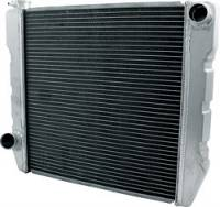 "Allstar Performance Radiators - Allstar Ford Style Radiators - Allstar Performance - Allstar Performance Aluminum Radiator - Ford - 19"" x 26"""