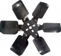 "Belt Driven Fans - Aluminum Fans - Allstar Performance - Allstar Performance 15"" Six Blade Aluminum Fan"