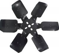 "Belt Driven Fans - Aluminum Fans - Allstar Performance - Allstar Performance 17"" Six Blade Aluminum Fan"