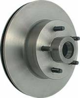 "Wheel Hubs, Bearings and Components - Ford Pinto/Mustang II Hubs - Allstar Performance - Allstar Performance Ford Mustang II / Granada Rotor - 5 x 4-1/2"" - 1/2""-20 Studs"