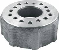 "Brake Systems And Components - Disc Brake Rotor Hats - Allstar Performance - Allstar Performance 2.5"" Offset Cast Aluminum 8-Bolt x 7"" Bolt Circle Rotor Hat"